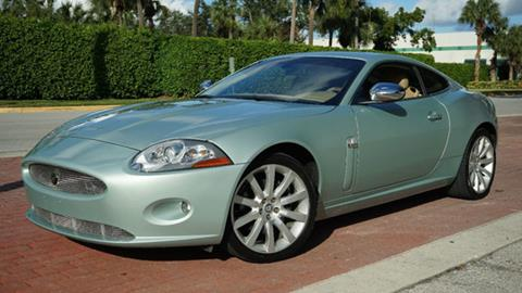 2007 Jaguar XK-Series for sale in Pompano Beach, FL