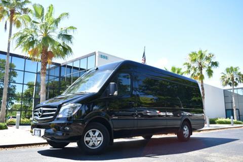 2015 Mercedes-Benz Sprinter Cargo for sale in Pompano Beach, FL