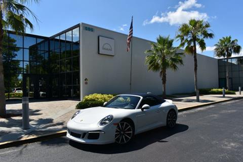 2013 Porsche 911 for sale in Pompano Beach, FL