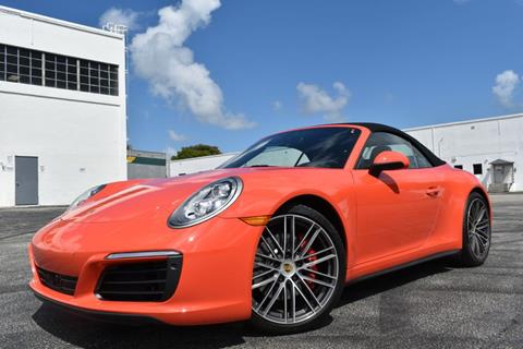 2018 Porsche 911 for sale in Pompano Beach, FL