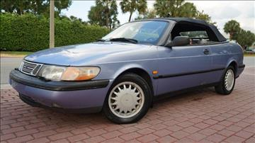 1996 Saab 900 for sale in Lighthouse Point, FL