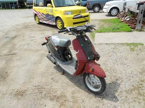 1999 Yamaha Razz 50 cc