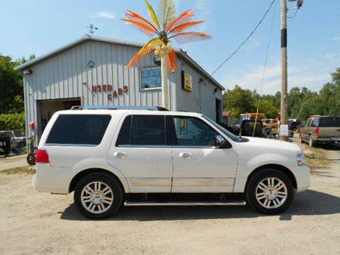 2007 Lincoln Navigator for sale in Columbus, MN