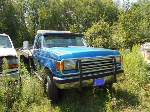 1989 Ford F-250 Super Duty for sale in Columbus, MN