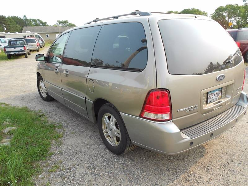 2004 Ford Freestar Limited 4dr Mini Van In Columbus MN