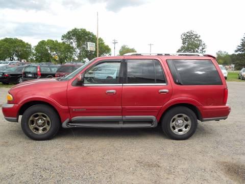1998 Lincoln Navigator for sale in Columbus, MN