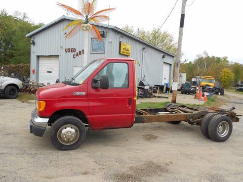 2006 Ford Cutaway E450 for sale in Columbus, MN