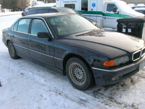 2000 BMW 7 Series For Sale In Columbus MN