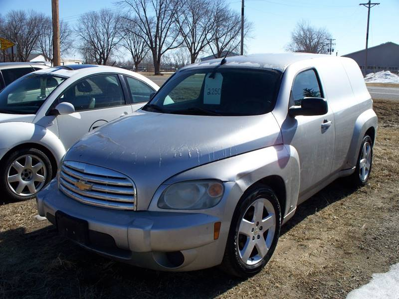 2007 Chevrolet Hhr Panel Ls 4dr Wagon In Columbus Mn D T Auto Inc