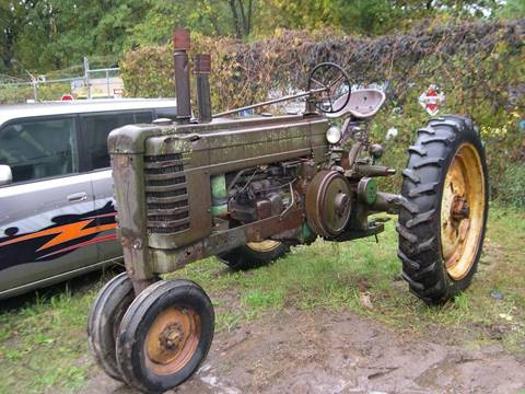 1947 John Deere B for sale at D & T AUTO INC in Columbus MN