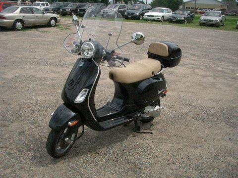 2006 Vespa 150 Cc For Sale In Columbus Mn