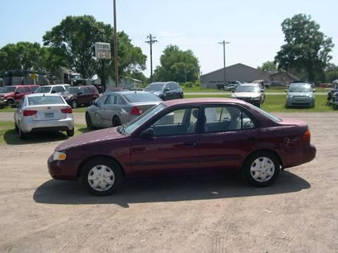 1998 Chevrolet Prizm for sale in Columbus, MN