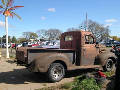 1941 Dodge D150 Pickup for sale in Columbus, MN