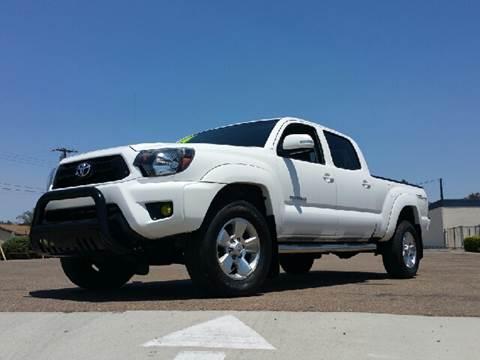 2014 Toyota Tacoma