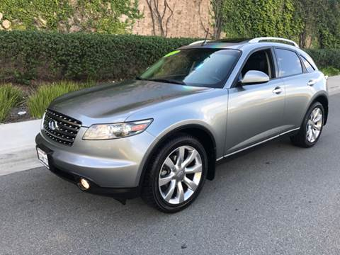 2005 Infiniti FX35 for sale at Import Motors in Spring Valley CA