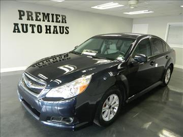 2012 Subaru Legacy for sale in Downers Grove, IL