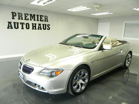 2004 BMW 6 Series for sale in Downers Grove, IL