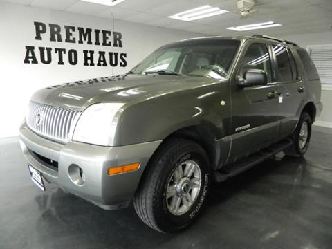 2002 Mercury Mountaineer for sale in Downers Grove, IL