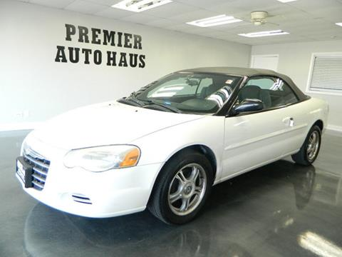 2005 Chrysler Sebring for sale in Downers Grove, IL