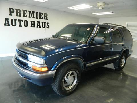 2001 Chevrolet Blazer for sale in Downers Grove, IL