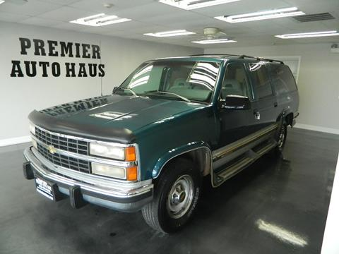 1993 Chevrolet Suburban for sale in Downers Grove, IL