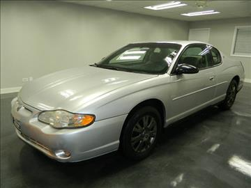 2001 Chevrolet Monte Carlo for sale in Downers Grove, IL