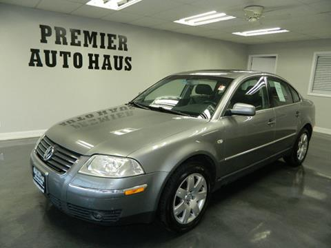 2002 Volkswagen Passat for sale in Downers Grove, IL