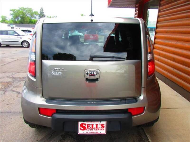 2010 Kia Soul ! 4dr Crossover 4A - Saint Cloud MN