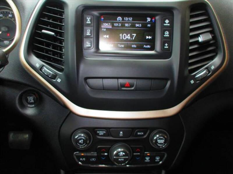 2014 Jeep Cherokee 4x4 Latitude 4dr SUV - Saint Cloud MN
