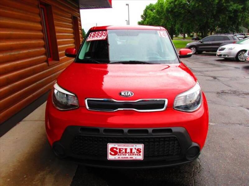 2014 Kia Soul + 4dr Crossover - Saint Cloud MN