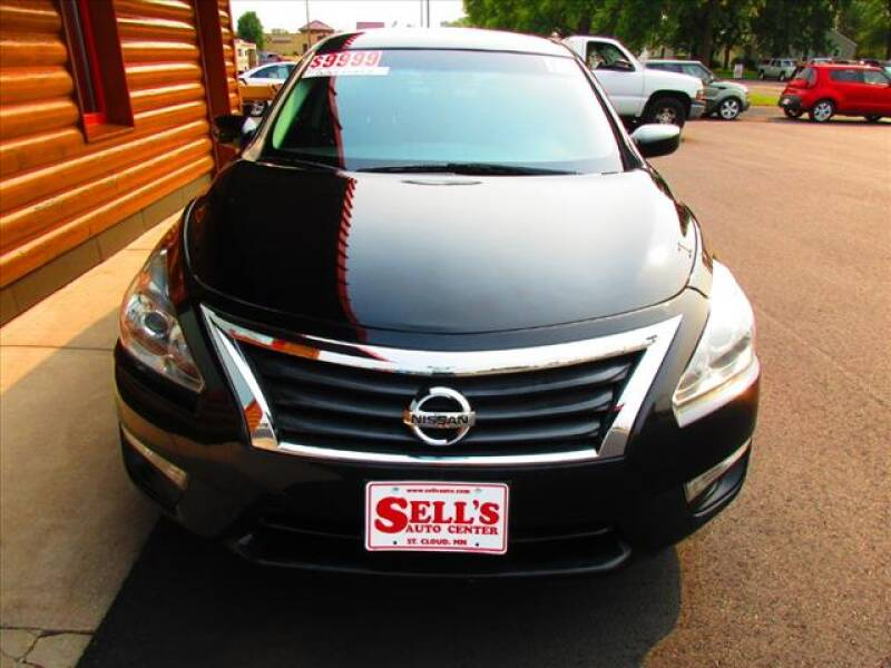 2015 Nissan Altima 2.5 S 4dr Sedan - Saint Cloud MN