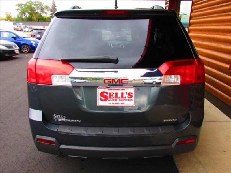 2011 GMC Terrain AWD SLT-1 4dr SUV - Saint Cloud MN