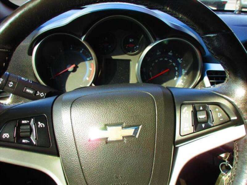2014 Chevrolet Cruze 1LT Auto 4dr Sedan w/1SD - Saint Cloud MN