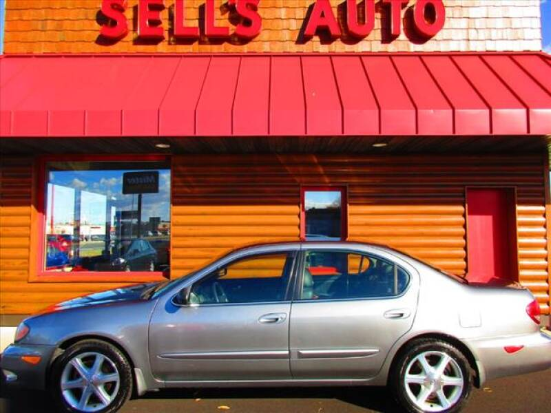 2003 Infiniti I35 4dr Sedan - Saint Cloud MN