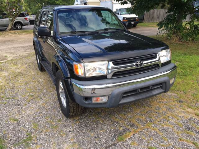 2001 Toyota 4Runner SR5 4WD 4dr SUV - Scarborough ME