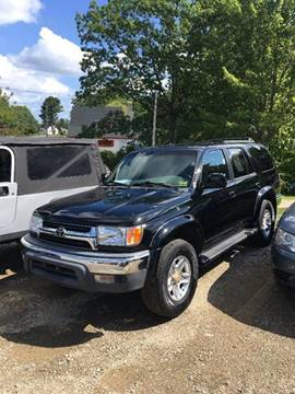 2001 Toyota 4Runner for sale in Scarborough, ME
