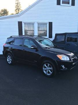 2010 Toyota RAV4 for sale in Scarborough, ME