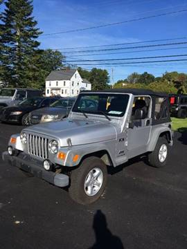 2005 Jeep Wrangler for sale in Scarborough, ME