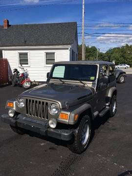 2006 Jeep Wrangler for sale in Scarborough, ME
