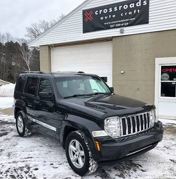 2010 Jeep Liberty for sale in Scarborough, ME