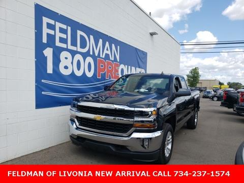 2019 Chevrolet Silverado 1500 LD for sale in Livonia, MI