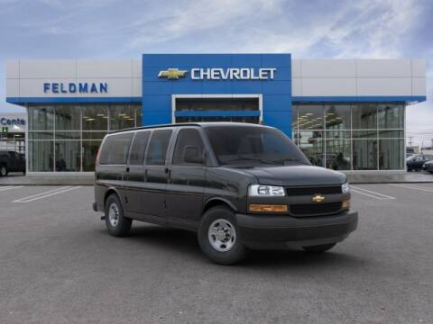2020 Chevrolet Express Cargo for sale at Jimmys Car Deals in Livonia MI