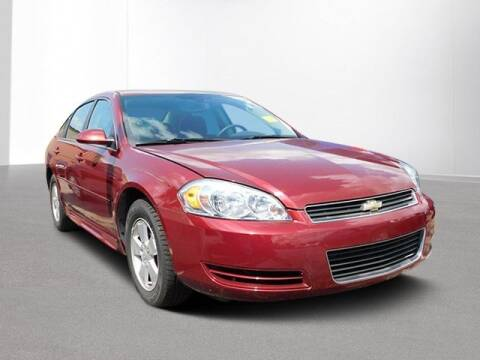 2009 Chevrolet Impala for sale at Jimmys Car Deals in Livonia MI