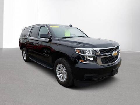 2017 Chevrolet Suburban for sale at Jimmys Car Deals in Livonia MI