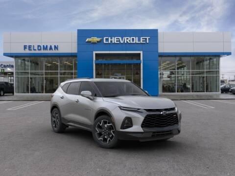 2020 Chevrolet Blazer for sale at Jimmys Car Deals in Livonia MI