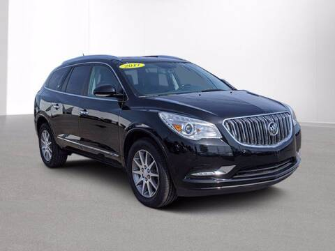 2017 Buick Enclave for sale at Jimmys Car Deals in Livonia MI