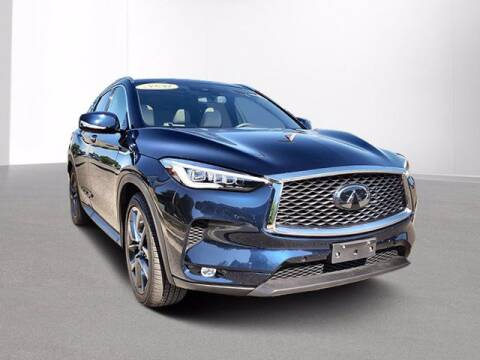 2020 Infiniti QX50 for sale at Jimmys Car Deals in Livonia MI