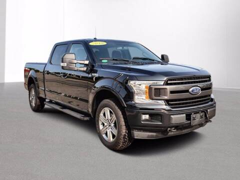2018 Ford F-150 for sale at Jimmys Car Deals in Livonia MI
