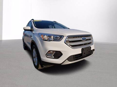 2018 Ford Escape for sale at Jimmys Car Deals in Livonia MI