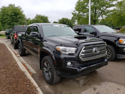 2017 Toyota Tacoma for sale at Jimmys Car Deals in Livonia MI